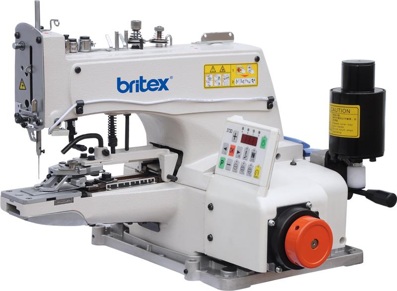 Máy may điện tử Britex Button Attaching - 1377D