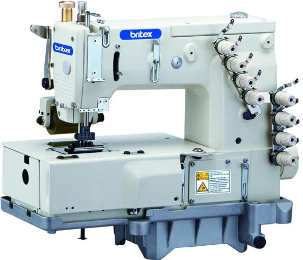 Máy may điện tử Britex Multi Needle - 1404P