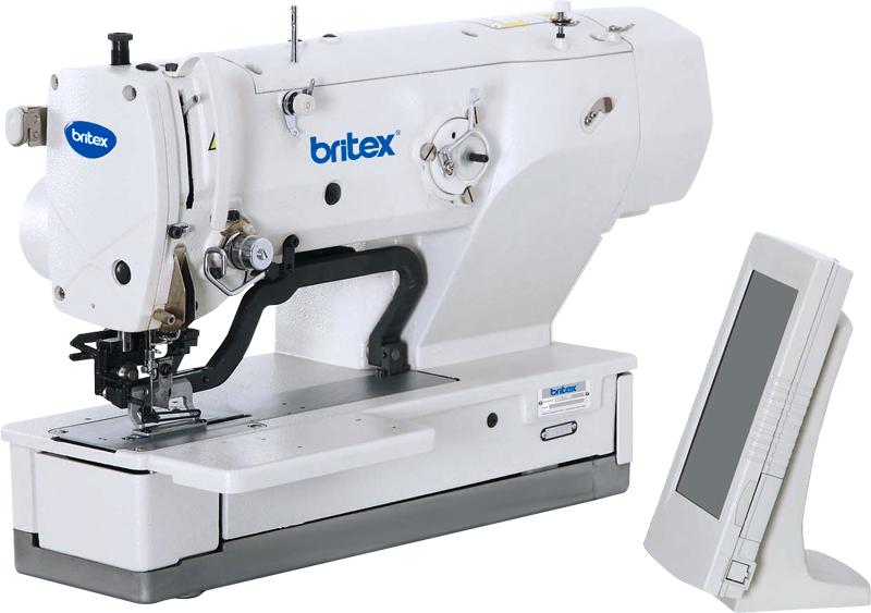 Máy may điện tử Britex Button Holding - 1790S