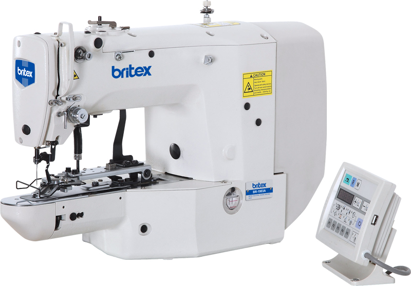 Máy may điện tử Britex Button Attaching - 1903A