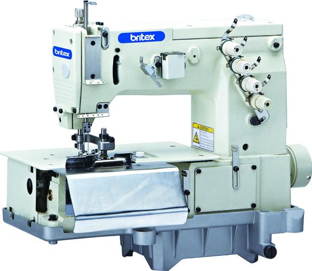 Electronic sewing machine Britex Multi Needle - 2000C