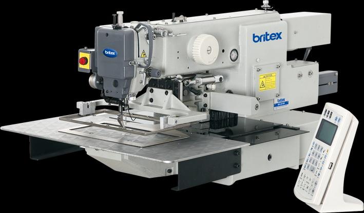 Electronic sewing machine Britex Special Machine - 2010R-2516R