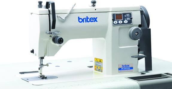 Electronic sewing machine Britex Zigzag - 20U53DZ
