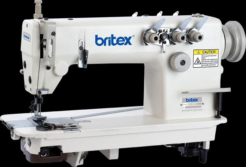 Electronic sewing machine Britex Chainstich 3800-3