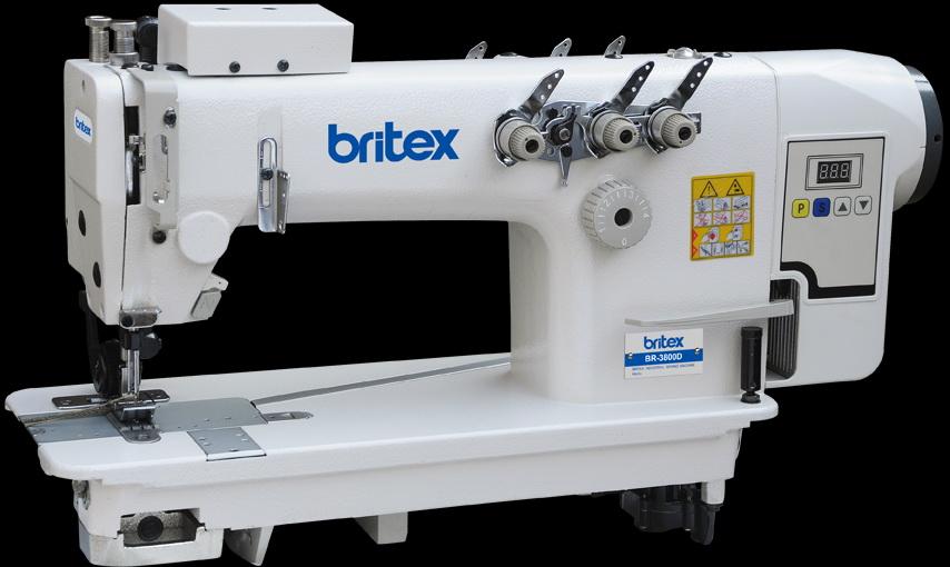 Máy may điện tử Britex Chainstich 3800D-3