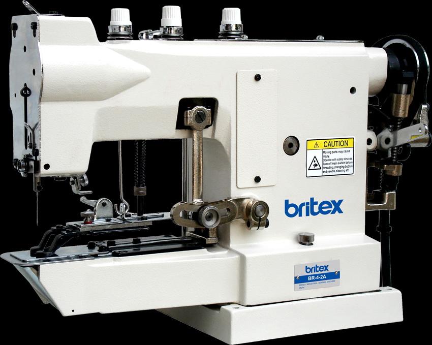 Máy may điện tử Britex Button Attaching - 4-2A