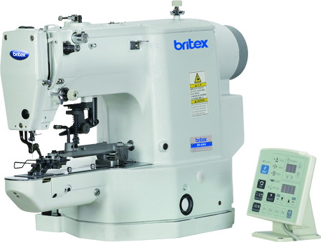 Máy may điện tử Britex Button Attaching - 438G