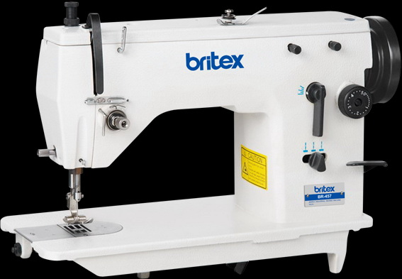 Electronic sewing machine Britex Zigzag - 457
