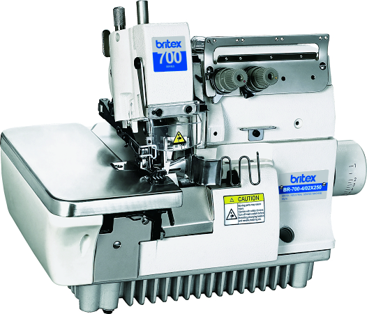 Electronic sewing machine Britex Overlock Stick - 700-4-02x250