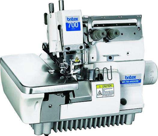 Máy may điện tử Britex Overlock Stick - 700-4-02x250