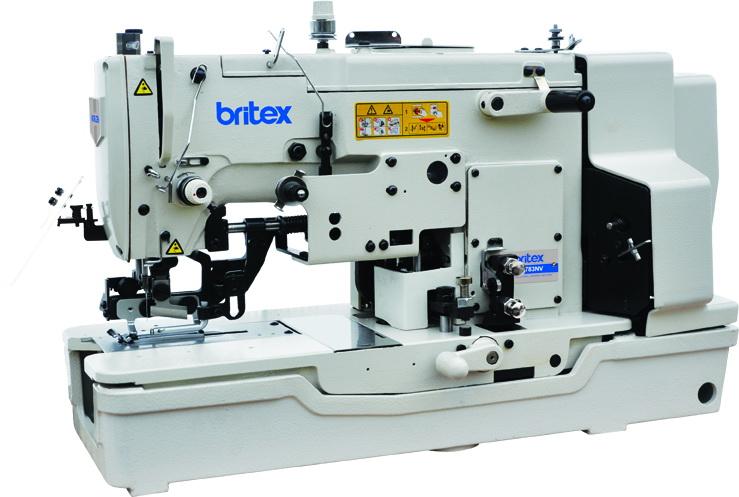 Máy may điện tử Britex Button Holding - 783NV