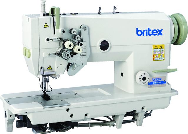 Máy may điện tử Britex 2 Needle Lock Stick - 845-3