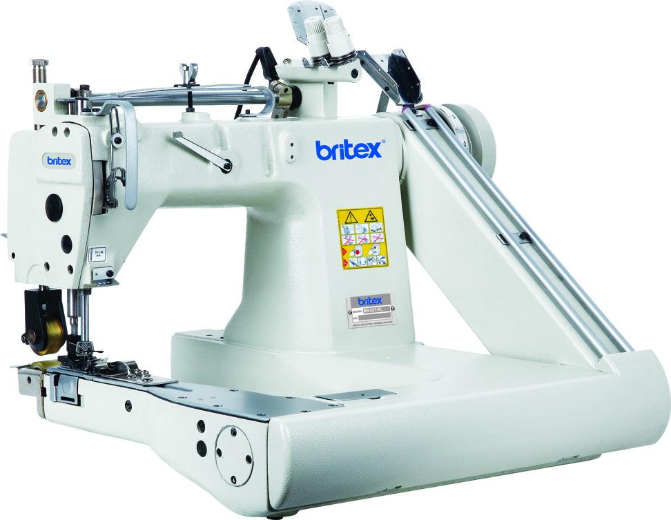 Electronic sewing machine Britex Chainstich - 927PL