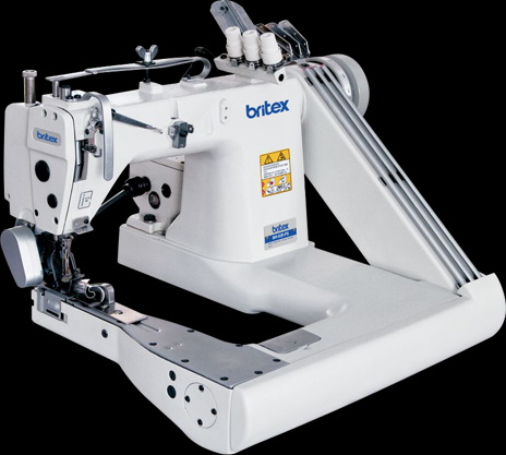 Electronic sewing machine Britex Chainstich - 928PS