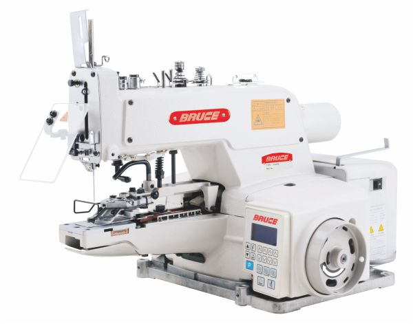 BRC-T1377E Integrated computer button sewing machine