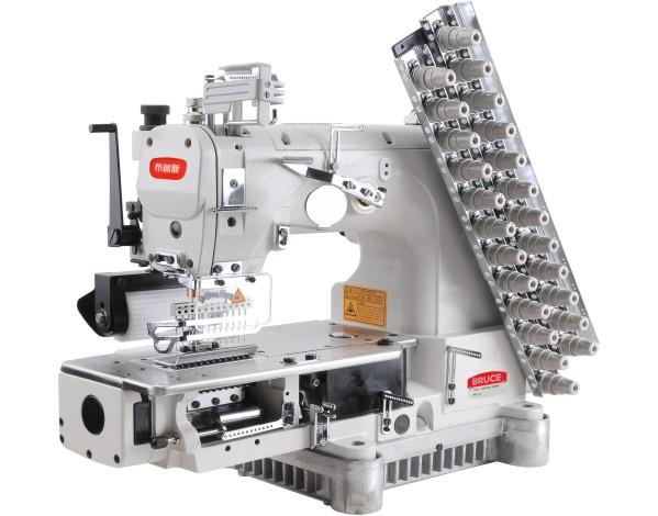 BRC-VC009DⅡ Multi-needle energy-saving interlock sewing machine