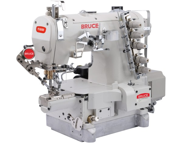BRC-264BDⅡ Fine mouth high speed computerized interlock sewing machine