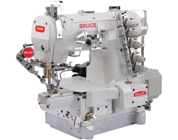 BRC-264BDⅡ Fine mouth high speed computerized interlock sewing machine