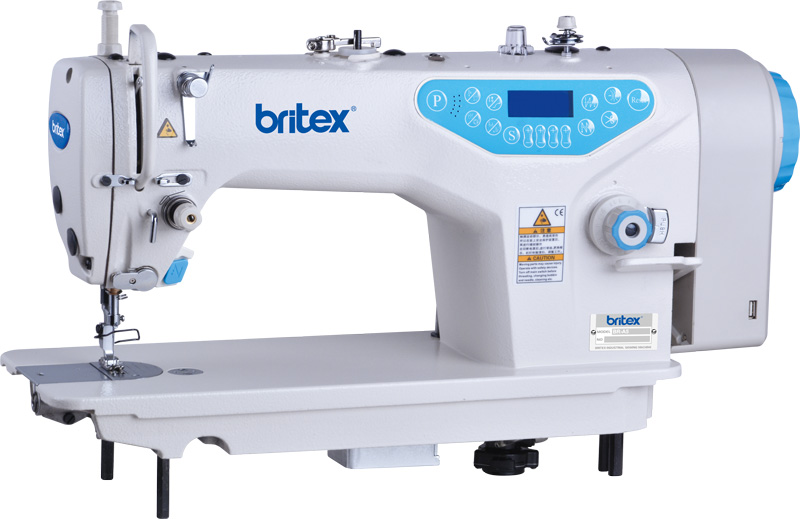 Electronic sewing machine Britex Needle Lockstitch - A5