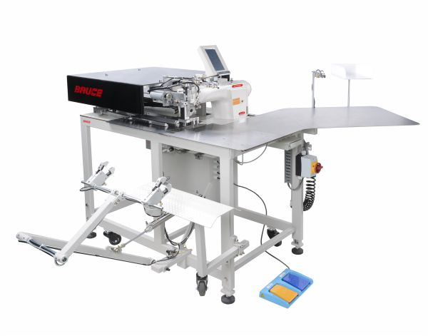 BRC-T5878-58G Automatic placket machine