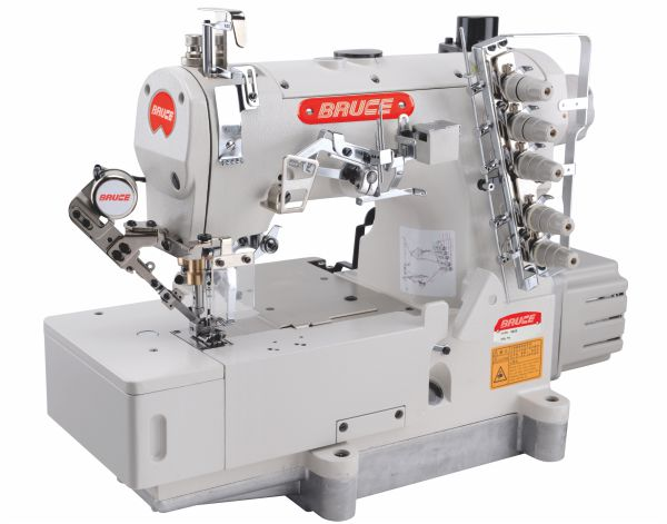 BRC-562E High Speed Flat-bed Interlock Machine