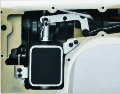 Máy may 01 kim điện tử, Cắt Chỉ & Nâng Chân Vịt tự động - Hiệu: Britex, Model: BR-9910-D4.