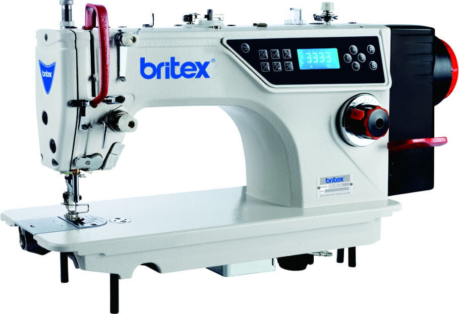 Electronic sewing machine Britex Needle Lockstitch - W4 - copy