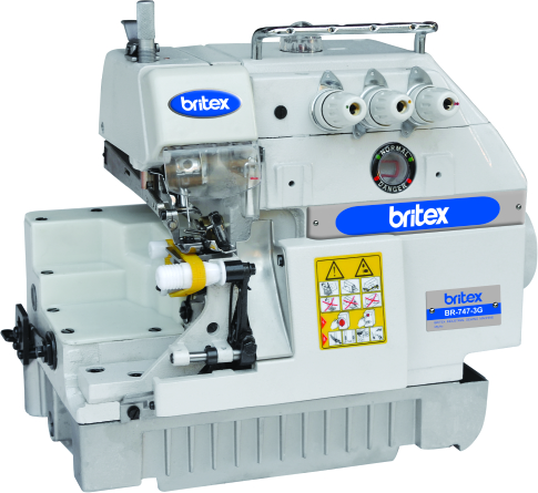 Electronic sewing machine Britex Overlock Stick - 747-3G