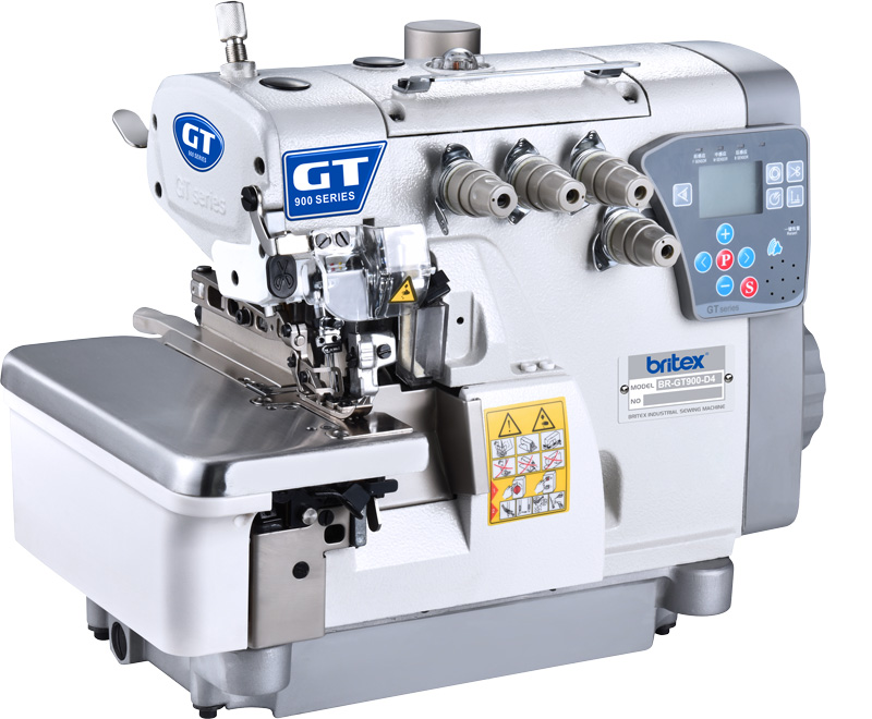 Electronic sewing machine Britex Overlock Stick - GT900-4D