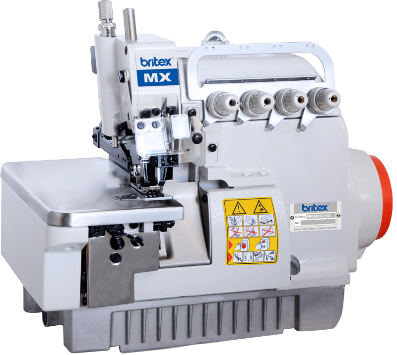 Electronic sewing machine Britex Overlock Stick - MX647KD