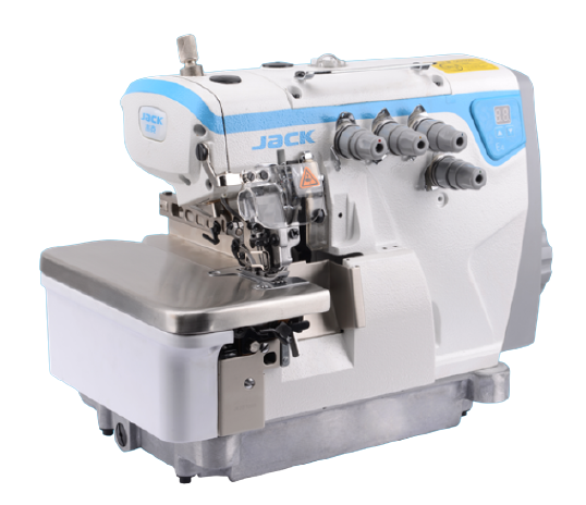 E4 Super High Speed Power Saving Overlock Machine