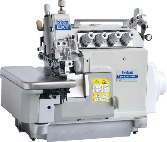 Electronic sewing machine Britex Overlock Stick - EXT5214D