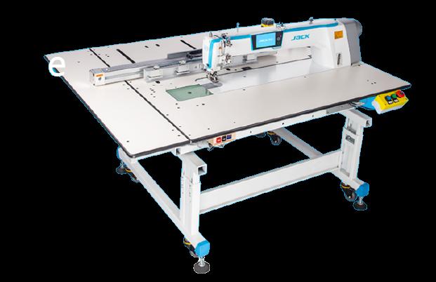 MG-60A Small Technologic Pattern Sewing Machine
