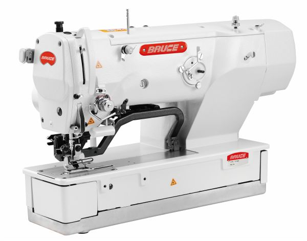 BRC-T1790B Electronic Lockstitch Buttonholing Machine