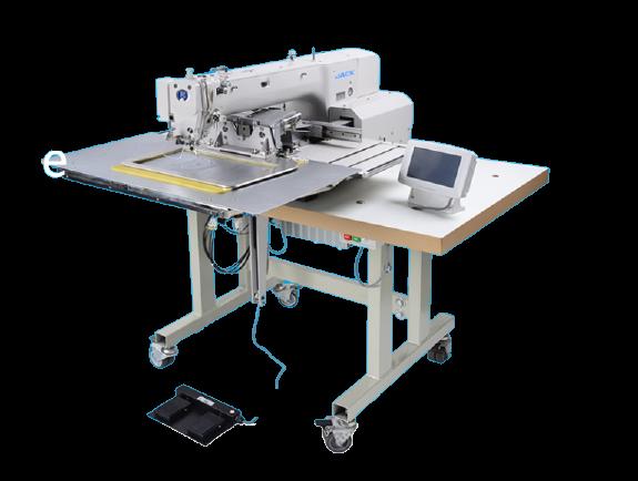 JK-T3020 Programmable Eletronic Pattern Sewing Machine