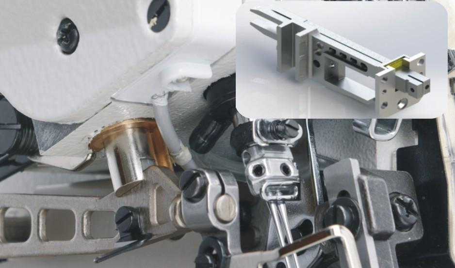 Thickness Adjustable Power Saving Overlock Machine X5S